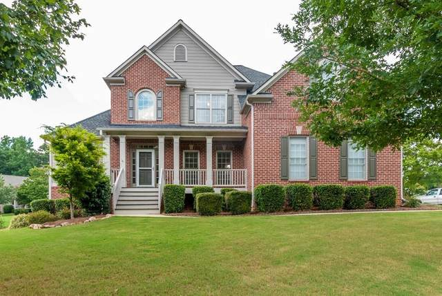 6153 Windflower Drive, Powder Springs, GA 30127 (MLS #6763275) :: The Realty Queen & Team