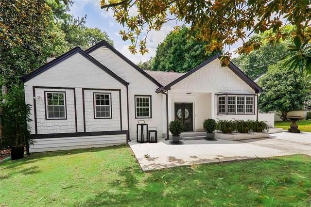 532 Bridlewood Circle, Decatur, GA 30030 (MLS #6763283) :: Thomas Ramon Realty