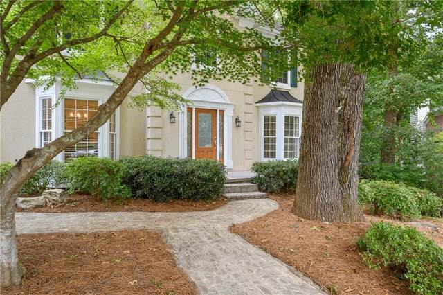 240 Willow Brook Drive, Roswell, GA 30076 (MLS #6763338) :: The Realty Queen & Team