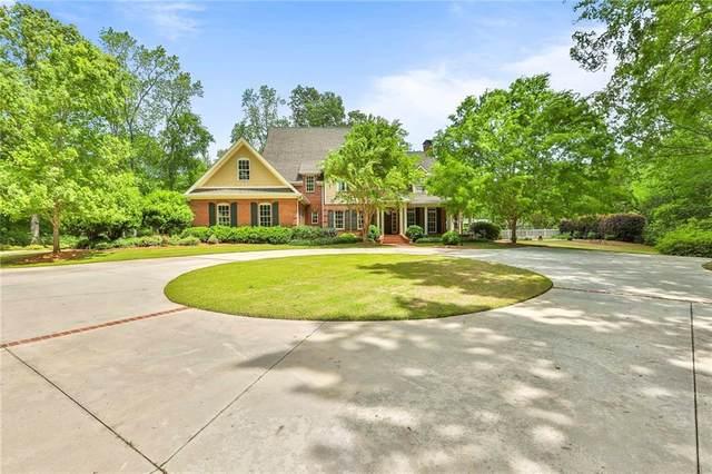 220 Riveroak Drive, Fayetteville, GA 30215 (MLS #6763377) :: North Atlanta Home Team