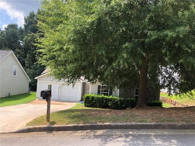 2975 Highland Hill Parkway, Douglasville, GA 30126 (MLS #6763380) :: The Cowan Connection Team