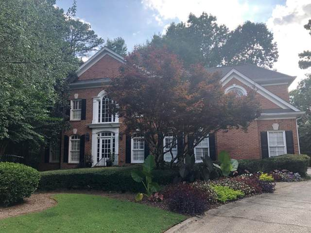 150 National Drive, Johns Creek, GA 30097 (MLS #6763386) :: North Atlanta Home Team