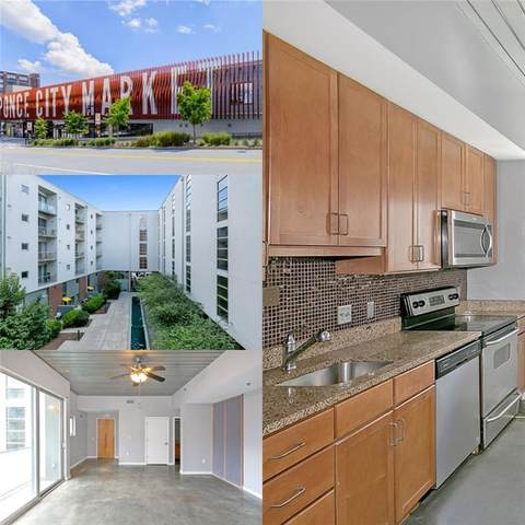 620 Glen Iris Drive NE #325, Atlanta, GA 30308 (MLS #6763389) :: Keller Williams Realty Cityside