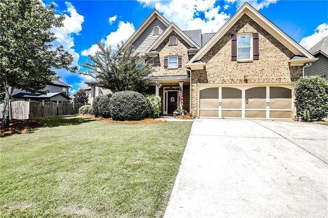 334 Baymist Drive, Loganville, GA 30052 (MLS #6763397) :: North Atlanta Home Team