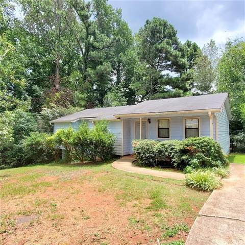 8857 Old Lee Road, Lithia Springs, GA 30122 (MLS #6763403) :: The Cowan Connection Team