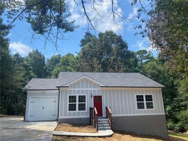 80 Eldorado Drive, Carrollton, GA 30116 (MLS #6763407) :: Rock River Realty