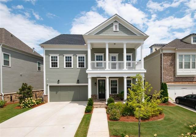 2243 Haventree Court, Lawrenceville, GA 30043 (MLS #6763429) :: The Heyl Group at Keller Williams