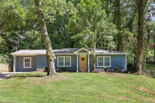 1019 Valley View Road SE, Atlanta, GA 30315 (MLS #6763435) :: The Zac Team @ RE/MAX Metro Atlanta