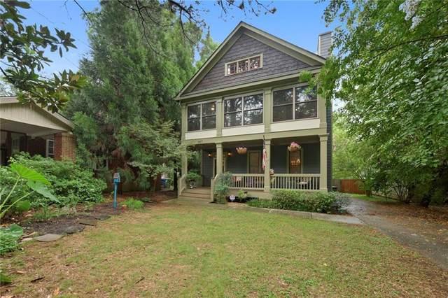 887 Winfield Avenue SE, Atlanta, GA 30316 (MLS #6763439) :: AlpharettaZen Expert Home Advisors