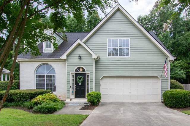 235 Blue Heron Lane, Alpharetta, GA 30009 (MLS #6763453) :: AlpharettaZen Expert Home Advisors