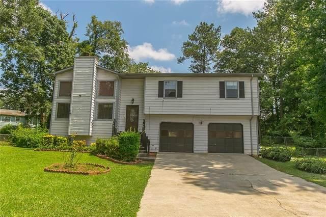 7544 Kevin Place, Jonesboro, GA 30236 (MLS #6763455) :: North Atlanta Home Team