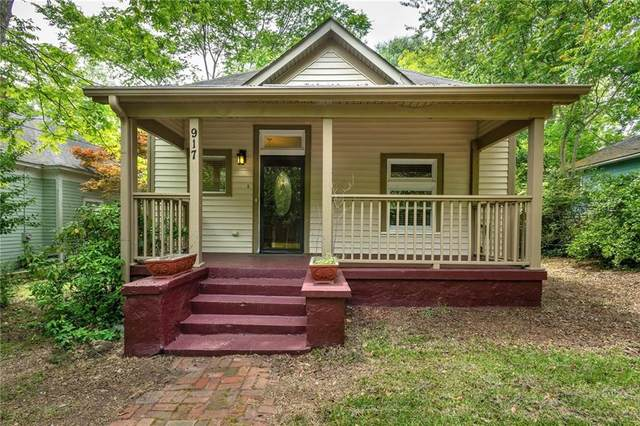 917 Oakhill Avenue SW, Atlanta, GA 30310 (MLS #6763485) :: The Heyl Group at Keller Williams