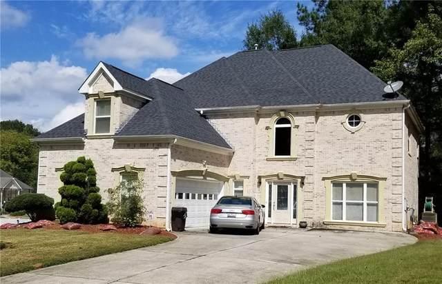 3965 E Saddle Ridge Drive, Lithonia, GA 30038 (MLS #6763511) :: North Atlanta Home Team