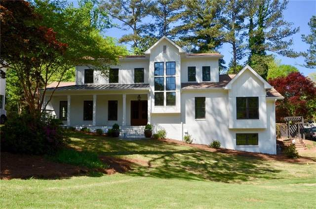6860 Heathfield Drive, Sandy Springs, GA 30328 (MLS #6763517) :: North Atlanta Home Team