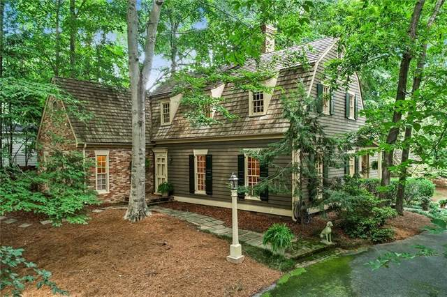 2949 Bakers Farm Road SE, Atlanta, GA 30339 (MLS #6763535) :: The Cowan Connection Team