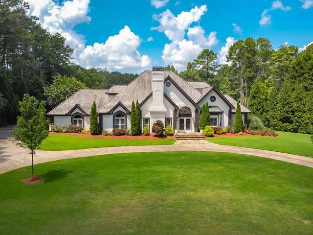 15450 Alpha Woods Drive, Alpharetta, GA 30004 (MLS #6763538) :: The Butler/Swayne Team