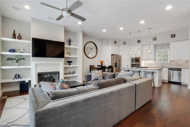 741 Taylor Court NE, Atlanta, GA 30324 (MLS #6763540) :: Charlie Ballard Real Estate