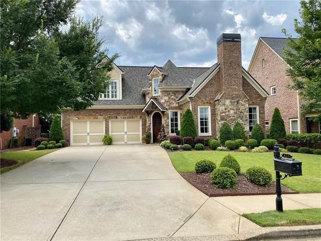 505 Five Oaks Lane, Canton, GA 30115 (MLS #6763542) :: Charlie Ballard Real Estate