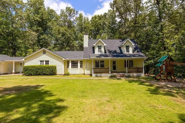 4840 Chapel Hill Road, Douglasville, GA 30135 (MLS #6763546) :: The Heyl Group at Keller Williams