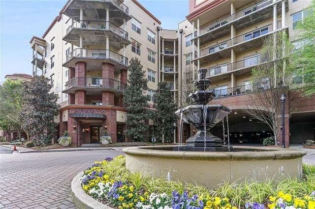 200 River Vista Drive #240, Atlanta, GA 30339 (MLS #6763557) :: Charlie Ballard Real Estate