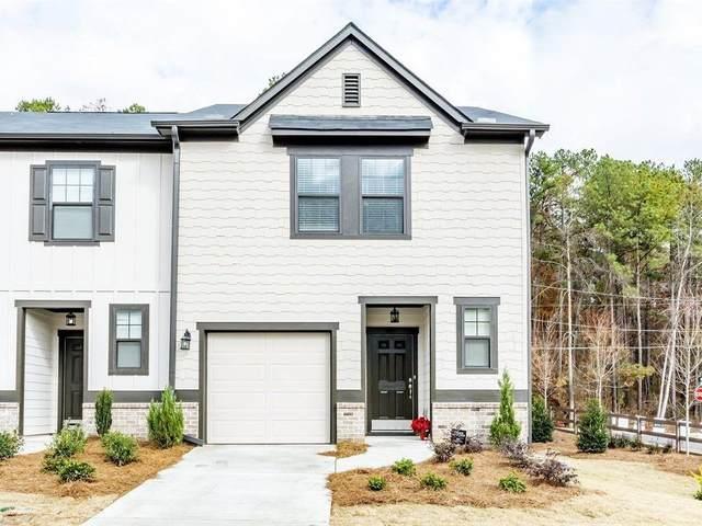 6537 Mountain Home Way SE #90, Mableton, GA 30126 (MLS #6763560) :: Oliver & Associates Realty