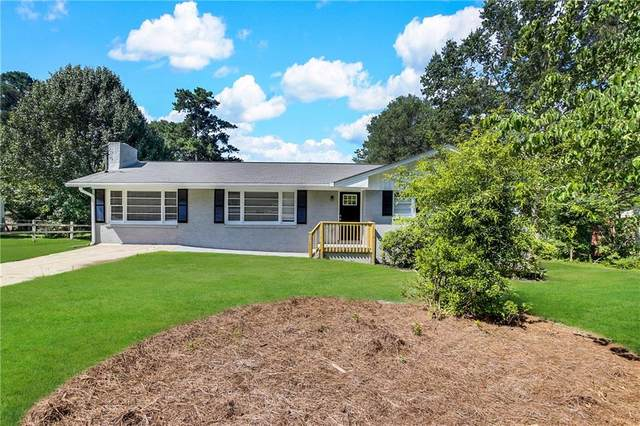 4257 Midway Road, Douglasville, GA 30134 (MLS #6763571) :: Kennesaw Life Real Estate