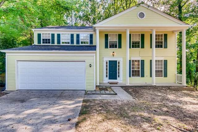 1386 Heritage Glen Drive, Marietta, GA 30068 (MLS #6763573) :: The Heyl Group at Keller Williams