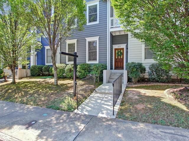 603 Irwin Street NE, Atlanta, GA 30312 (MLS #6763575) :: Oliver & Associates Realty