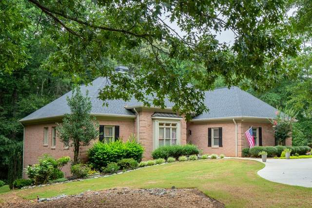 5720 Golf Club Drive, Braselton, GA 30517 (MLS #6763589) :: The Heyl Group at Keller Williams