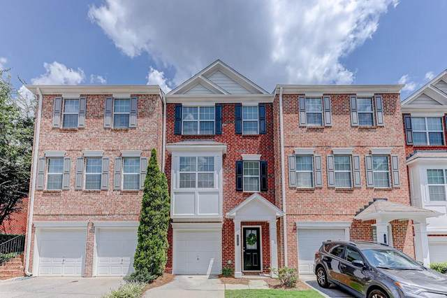 418 Heritage Park Trace NW #22, Kennesaw, GA 30144 (MLS #6763599) :: The Heyl Group at Keller Williams