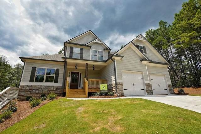 603 Red Leaf Way, Canton, GA 30114 (MLS #6763627) :: The Butler/Swayne Team