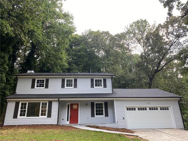 257 Willow Cove Court, Lawrenceville, GA 30044 (MLS #6763632) :: The Heyl Group at Keller Williams