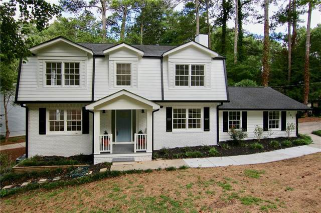 301 Woodbrook Lane, Marietta, GA 30068 (MLS #6763650) :: The Heyl Group at Keller Williams