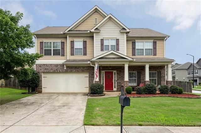 417 Ivy Chase Loop, Dallas, GA 30157 (MLS #6763654) :: Tonda Booker Real Estate Sales