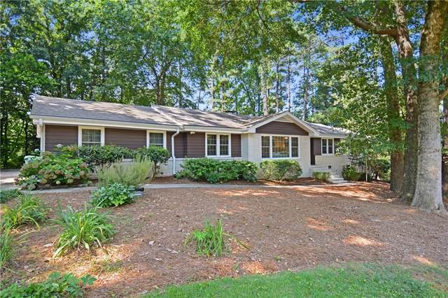 2653 Galahad Drive NE, Atlanta, GA 30345 (MLS #6763656) :: The Realty Queen & Team