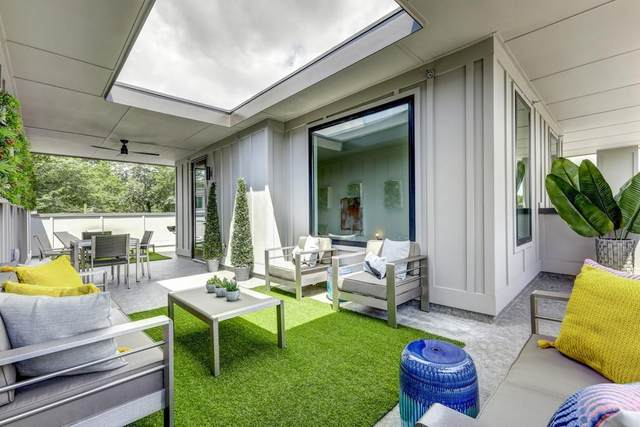 550 N Highland Avenue #5, Atlanta, GA 30307 (MLS #6763662) :: Good Living Real Estate