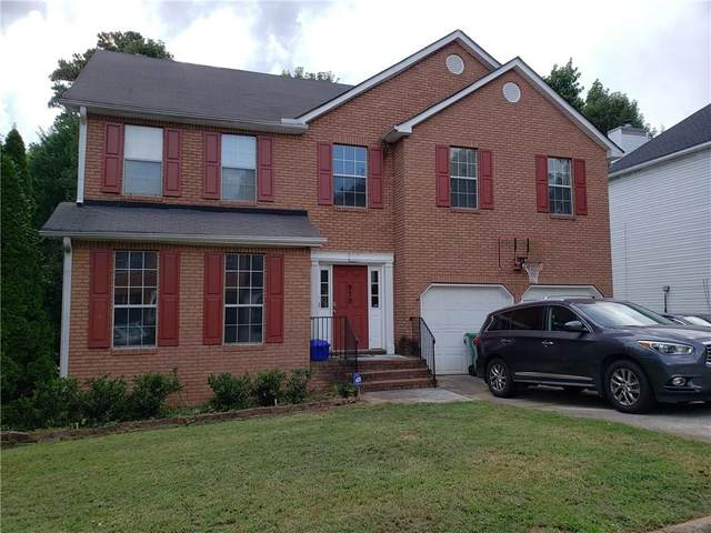 979 Brigade Street, Stone Mountain, GA 30087 (MLS #6763675) :: Path & Post Real Estate
