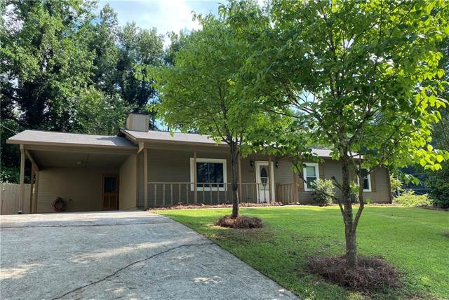 1833 Silver Leaf Drive SW, Marietta, GA 30008 (MLS #6763687) :: The Heyl Group at Keller Williams