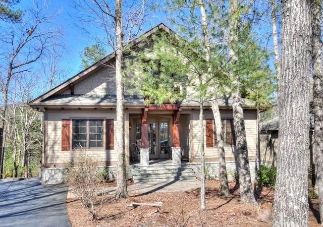 108 Choctaw Ridge, Big Canoe, GA 30143 (MLS #6763693) :: North Atlanta Home Team