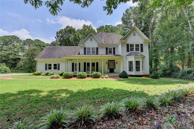 1851 Lilburn Stone Mountain Road, Stone Mountain, GA 30087 (MLS #6763700) :: The Heyl Group at Keller Williams
