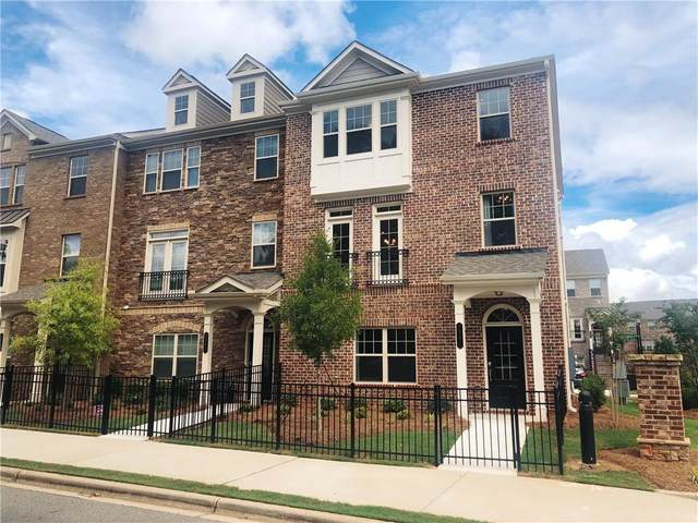5911 Terrace Bend Place #67, Peachtree Corners, GA 30092 (MLS #6763705) :: BHGRE Metro Brokers