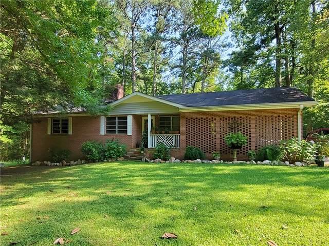 4101 Reynolds Road, Douglasville, GA 30135 (MLS #6763709) :: North Atlanta Home Team