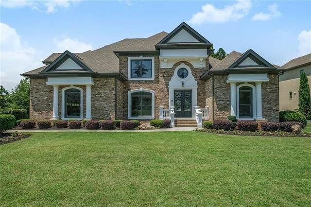 1410 SW Simone Drive SW, Conyers, GA 30094 (MLS #6763736) :: North Atlanta Home Team
