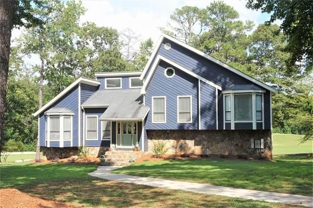 7008 Tara Drive, Villa Rica, GA 30180 (MLS #6763741) :: The Heyl Group at Keller Williams