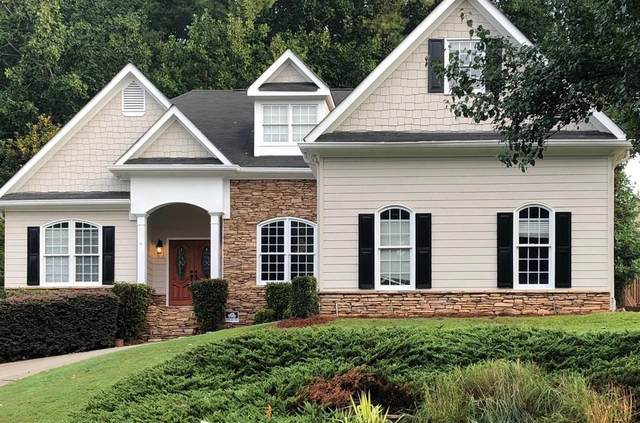 302 Misty Valley Way, Canton, GA 30114 (MLS #6763745) :: The Butler/Swayne Team