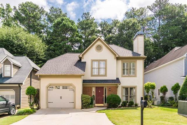 5439 Bridge Pointe Drive, Alpharetta, GA 30005 (MLS #6763749) :: The Butler/Swayne Team