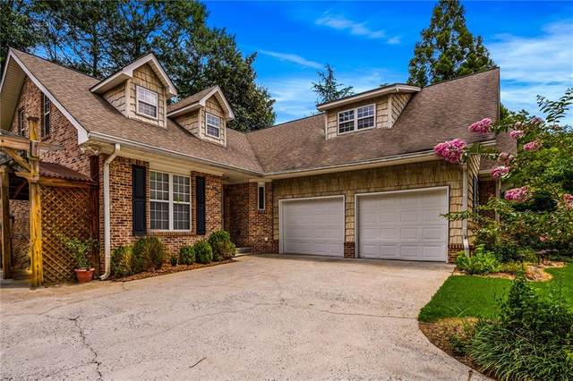 2725 Log Cabin Drive SE, Atlanta, GA 30339 (MLS #6763756) :: The Heyl Group at Keller Williams