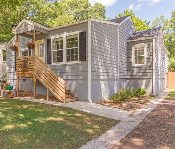 1001 Winburn Drive, East Point, GA 30344 (MLS #6763779) :: The Heyl Group at Keller Williams