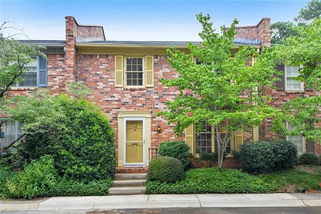 1470 Leafmore Place, Decatur, GA 30033 (MLS #6763780) :: The Hinsons - Mike Hinson & Harriet Hinson