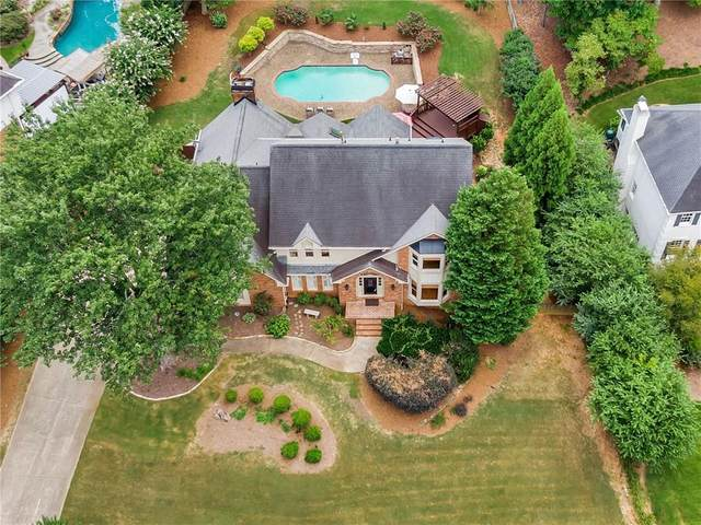 1030 Brooksglen Drive, Roswell, GA 30075 (MLS #6763793) :: The Butler/Swayne Team